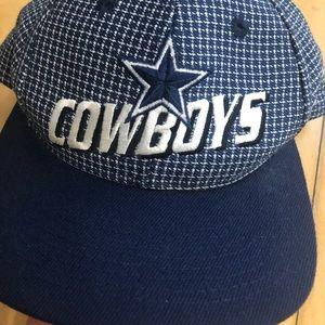 Vintage 1990's Dallas Cowboys logo athletic hat